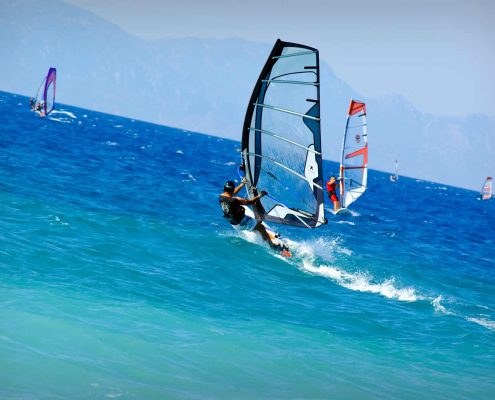Wind Surfing Costa Blanca North